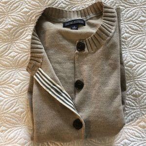 Banana Republic long sleeve merino wool sweater.